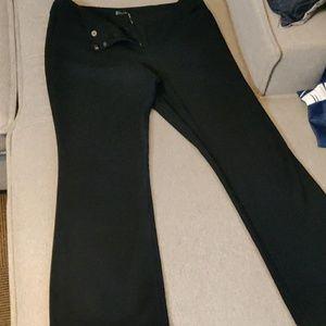 7th Avenue design studio Black trouser by New York
